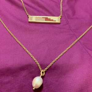 Lucky Brand Jewelry - Lucky Brand Gold Colored Necklace